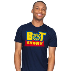 Bot Story - Mens - T-Shirts - RIPT Apparel