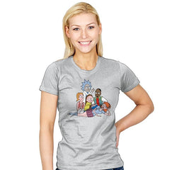 The Tiny Club - Womens - T-Shirts - RIPT Apparel