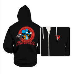That's All Folks - Hoodies - Hoodies - RIPT Apparel