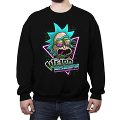 Weird Science - Crew Neck Sweatshirt - Crew Neck Sweatshirt - RIPT Apparel