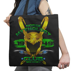 Norse Mythology Club Exclusive - Tote Bag - Tote Bag - RIPT Apparel