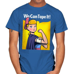 We can tape it! - Mens - T-Shirts - RIPT Apparel