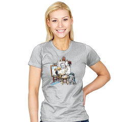 Luke Rockwell Exclusive - Womens - T-Shirts - RIPT Apparel