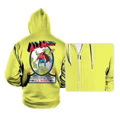 All Might No. 1 - Hoodies - Hoodies - RIPT Apparel