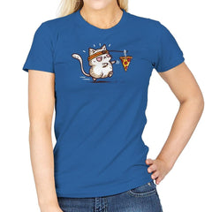 Self Meowtivation - Womens - T-Shirts - RIPT Apparel