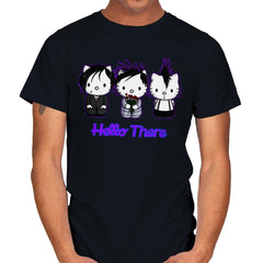 Emo Kitties - Mens - T-Shirts - RIPT Apparel