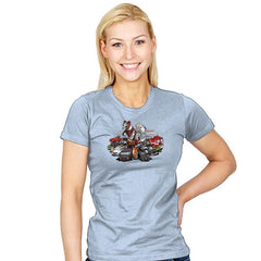 Raiders of the Lost Parts Reprint - Womens - T-Shirts - RIPT Apparel