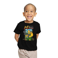 McContra - Youth - T-Shirts - RIPT Apparel