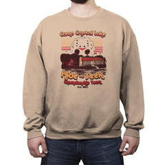 Hide and Seek Champion Exclusive - Crew Neck Sweatshirt - Crew Neck Sweatshirt - RIPT Apparel