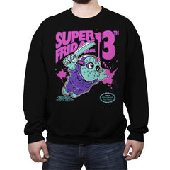 Super Friday Bros - Anytime - Crew Neck Sweatshirt - Crew Neck Sweatshirt - RIPT Apparel