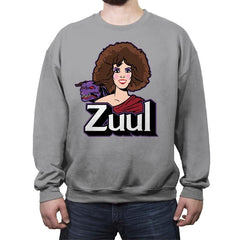Zuul's Dreamhouse - Crew Neck Sweatshirt - Crew Neck Sweatshirt - RIPT Apparel