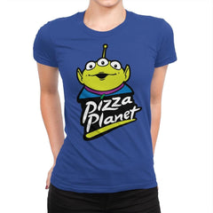 Za Planet - Womens Premium - T-Shirts - RIPT Apparel