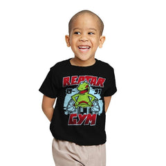 Reptar Gym - Youth - T-Shirts - RIPT Apparel