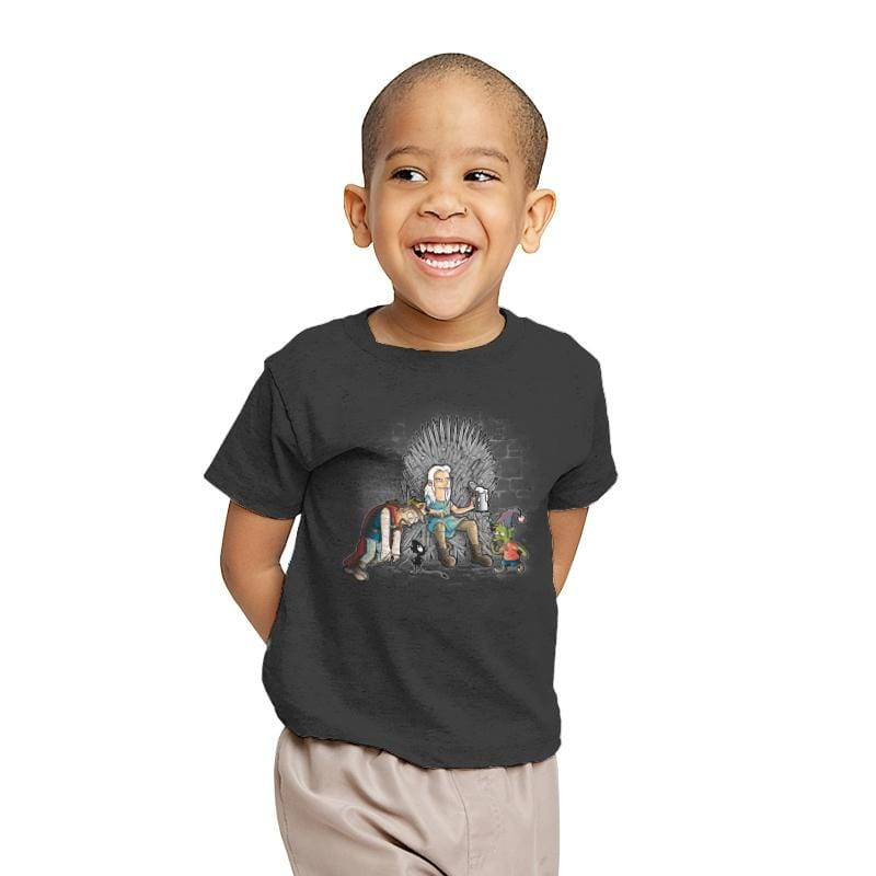 The Princess - Youth - T-Shirts - RIPT Apparel
