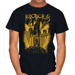 Robotropolis - Mens - T-Shirts - RIPT Apparel