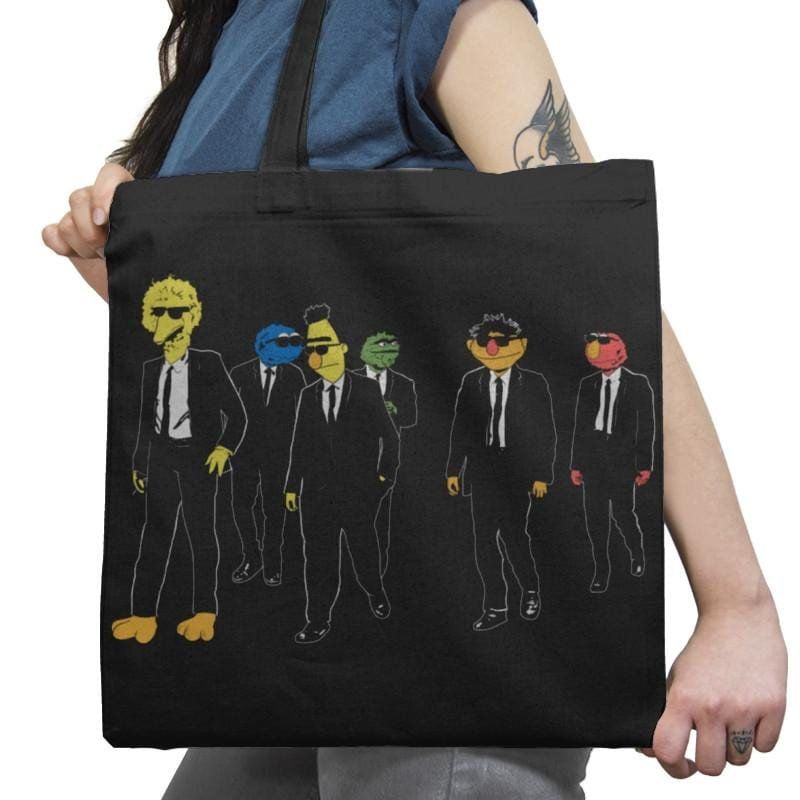 Reservoir Muppets Exclusive - Tote Bag - Tote Bag - RIPT Apparel