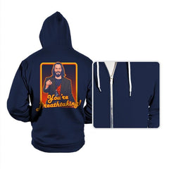 You're Breathtaking! - Hoodies - Hoodies - RIPT Apparel