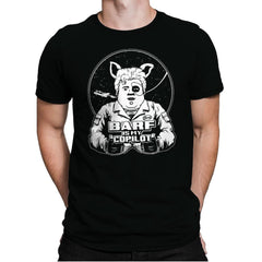 Barf Is My Copilot - Mens Premium - T-Shirts - RIPT Apparel