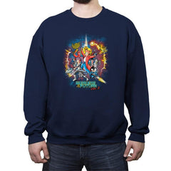Workers of the Future Vol 2 - Crew Neck Sweatshirt - Crew Neck Sweatshirt - RIPT Apparel