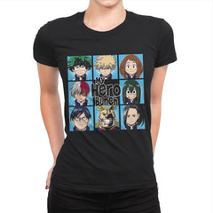 My Hero Bunch - Womens Premium - T-Shirts - RIPT Apparel