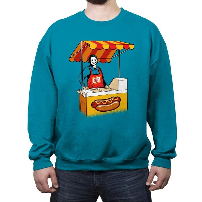 Oscar Myers - Crew Neck Sweatshirt - Crew Neck Sweatshirt - RIPT Apparel
