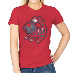 Mad Cat - Womens - T-Shirts - RIPT Apparel