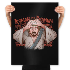 The Romani Joke - Prints - Posters - RIPT Apparel