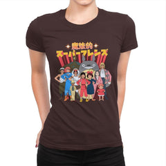 Magical Super Friends - Womens Premium - T-Shirts - RIPT Apparel