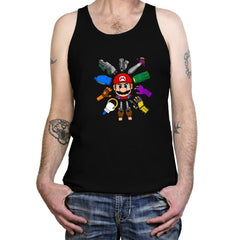 Super Wickio - Tanktop - Tanktop - RIPT Apparel