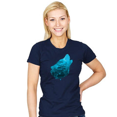 Bark at the Moon - Back to Nature - Womens - T-Shirts - RIPT Apparel