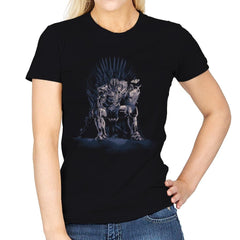 King of the Universe - Anytime - Womens - T-Shirts - RIPT Apparel