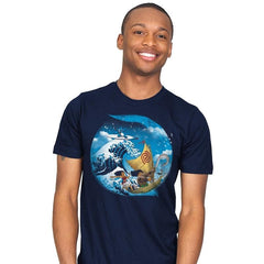 A Tropical Journey - Mens - T-Shirts - RIPT Apparel