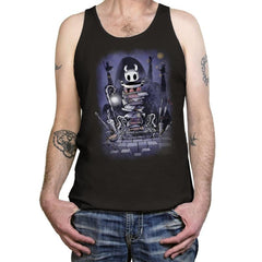 A Knight Without A Name - Tanktop - Tanktop - RIPT Apparel