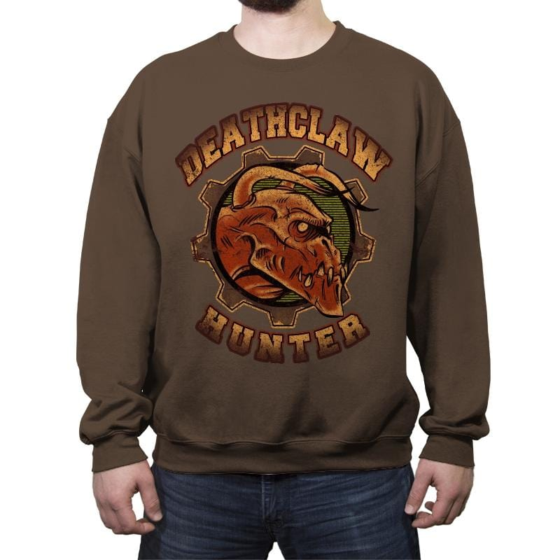 D.C. Hunters - Crew Neck Sweatshirt - Crew Neck Sweatshirt - RIPT Apparel