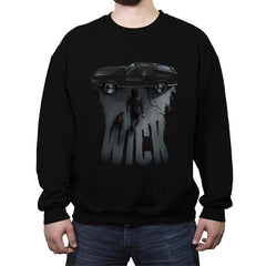 Akirwick - Crew Neck Sweatshirt - Crew Neck Sweatshirt - RIPT Apparel