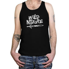 Wild by Nature - Tanktop - Tanktop - RIPT Apparel