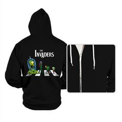 The Invaders - Hoodies - Hoodies - RIPT Apparel