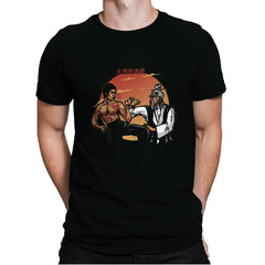 Conflict of Masters - Mens Premium - T-Shirts - RIPT Apparel