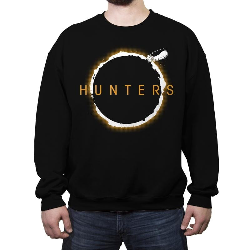 Hunter Heroes - Crew Neck Sweatshirt - Crew Neck Sweatshirt - RIPT Apparel