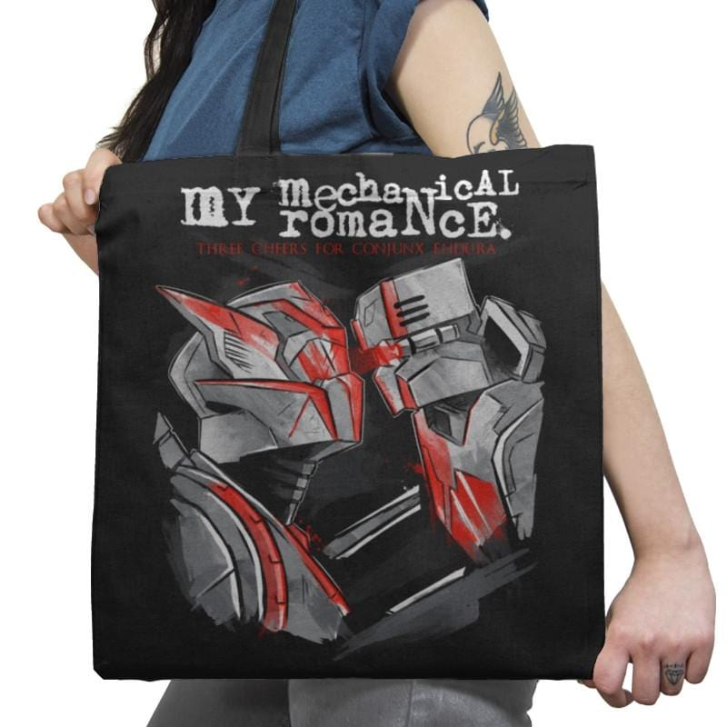 My Mechanical Romance Exclusive - Tote Bag - Tote Bag - RIPT Apparel