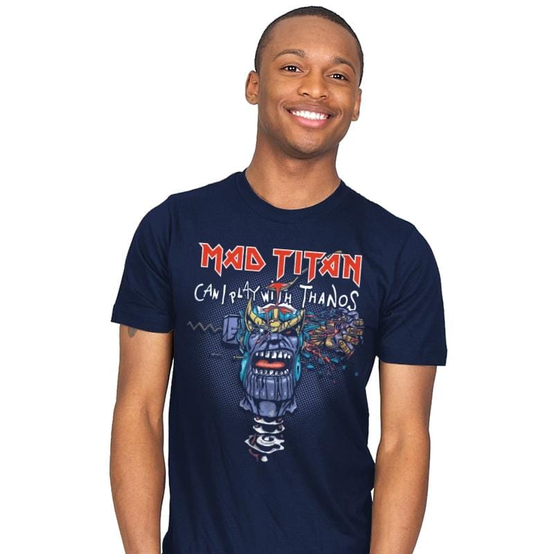 Can I Play With - Mens - T-Shirts - RIPT Apparel