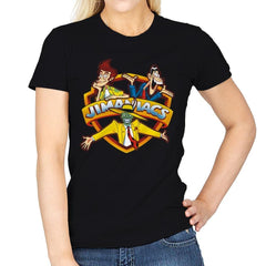 Jimaniacs - Womens - T-Shirts - RIPT Apparel