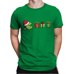Grinched-Man - Mens Premium - T-Shirts - RIPT Apparel