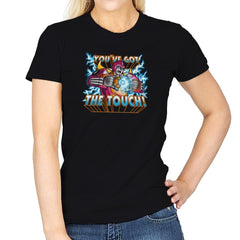 You've got the Touch! Exclusive - Womens - T-Shirts - RIPT Apparel