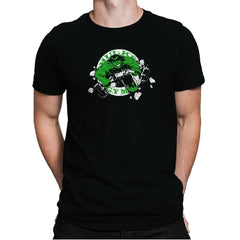 Hulk's Gym Exclusive - Mens Premium - T-Shirts - RIPT Apparel