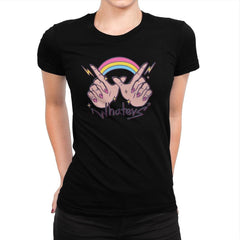 Whatevs! - Womens Premium - T-Shirts - RIPT Apparel