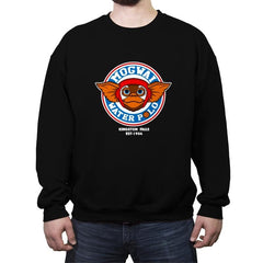 Mogwai water polo - Crew Neck Sweatshirt - Crew Neck Sweatshirt - RIPT Apparel