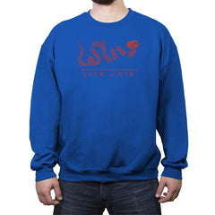 Join Cobra - Crew Neck Sweatshirt - Crew Neck Sweatshirt - RIPT Apparel