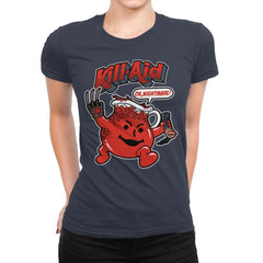 Kill-Aid - Womens Premium - T-Shirts - RIPT Apparel
