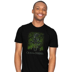 Queen of Thrones Exclusive - Mens - T-Shirts - RIPT Apparel
